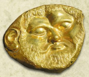The Mask of Seuthes III